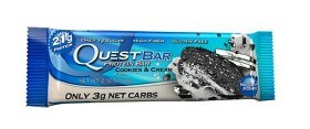 Bild på Questbar Cookies & Cream 60 g