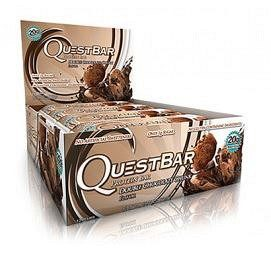 Bild på Questbar Double Chocolate Chunk 12 st