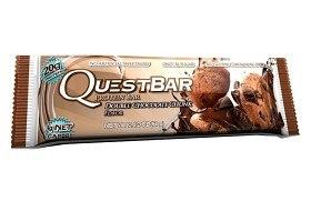 Bild på Questbar Double Chocolate Chunk 60 g