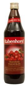 Bild på Rabenhorst Tranbärsjuice 750 ml