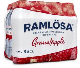 Bild på Ramlösa Granatäpple 12x33 cl PET-flaska inkl. Pant