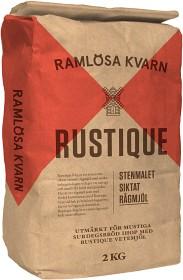 Bild på Ramlösa Kvarn Rustique Rågmjöl 2 kg