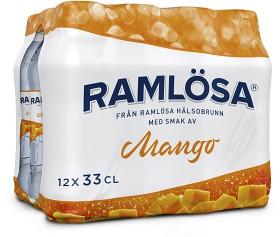 Bild på Ramlösa Mango 12x33 cl PET-flaska inkl. Pant