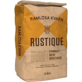 Bild på Ramlösa Kvarn Rustique Vetemjöl 2 kg