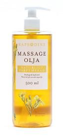 Bild på Rapsodine massageolja 500 ml parfymerad