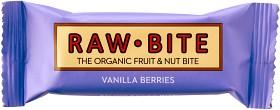 Bild på Rawbite Vanilla Berries 50 g