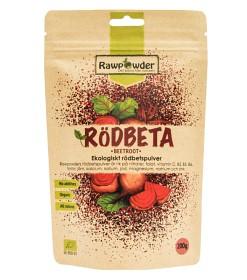 Bild på Rawpowder Rödbetspulver 200 g