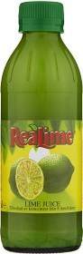 Bild på ReaLime Pressad Lime 250 ml