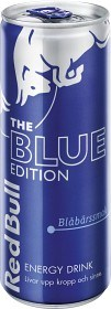 Bild på Red Bull Blue Edition 25 cl inkl. Pant