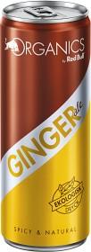 Bild på Red Bull Organics Ginger Ale 25 cl inkl. Pant