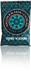Bild på Renée Voltaire Hallon & Blåbär i choklad 55 g