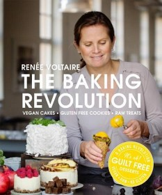 Bild på The Baking Revolution av Renée Voltaire