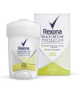 Bild på Rexona Maximum Protection Stress Control 45 ml
