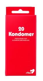 Bild på RFSU Kondomer 20 st