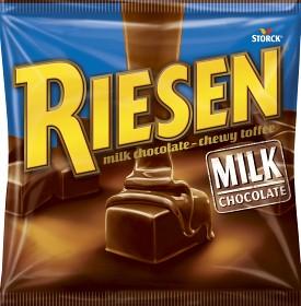 Bild på Riesen Milk Chocolate Toffee 135 g