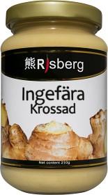 Bild på Risberg Ingefära Krossad 210 g