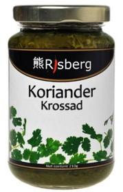 Bild på Risberg Koriander Krossad 210 g