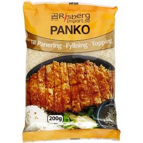 Bild på Risberg Panko Asiatiskt Ströbröd 200g