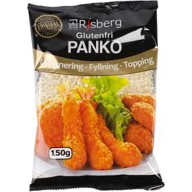 Bild på Risberg Panko Asiatiskt Ströbröd Glutenfritt 150g