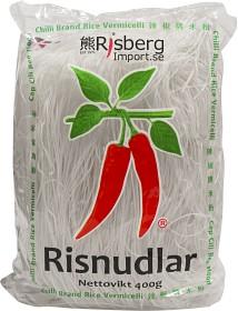 Bild på Risberg Risnudlar Tunna 1mm 400 g