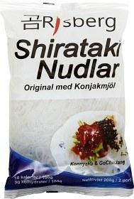 Bild på Risberg Shiratakinudlar 200 g