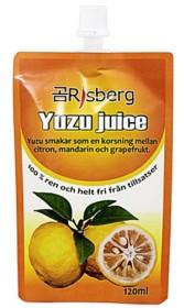 Bild på Risberg Yuzu Juice 120 ml