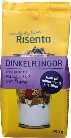 Bild på Risenta Dinkelflingor 250 g