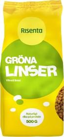 Bild på Risenta Gröna Linser 500 g
