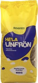 Bild på Risenta Hela Linfrön 1 kg