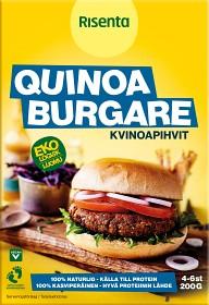Bild på Risenta Quinoaburgare 200 g
