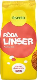 Bild på Risenta Röda Linser 500 g