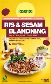 Bild på Risenta Ris & Sesamblandning 300 g