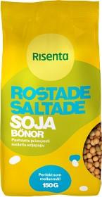 Bild på Risenta Sojabönor Torrostade och Lätt Saltade 150 g