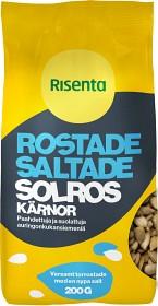 Bild på Risenta Solroskärnor Rostade & Saltade 200 g