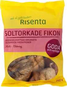 Bild på Risenta Soltorkade Fikon 250 g