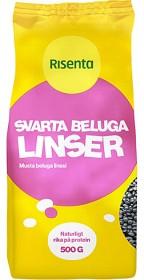 Bild på Risenta Svarta Belugalinser 500 g