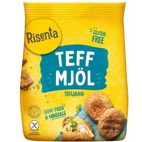 Bild på Risenta Teffmjöl 400 g