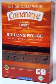Bild på Riz Canavere Rött Ris 1 kg