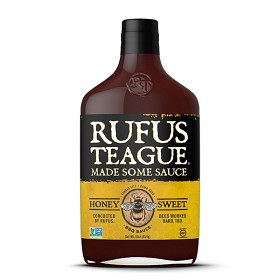 Bild på Rufus Teague Honey Sweet Sauce 454 g