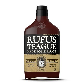 Bild på Rufus Teague Whiskey Maple Sauce 454 g