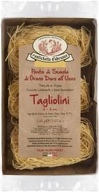 Bild på Rustichella d'Abruzzo Äggpasta Tagliolini 200 g