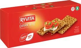 Bild på Ryvita Knäckebröd Dark Rye 400 g