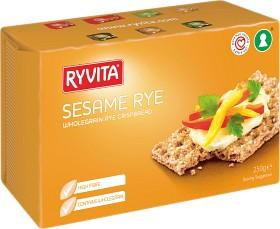 Bild på Ryvita Knäckebröd Sesame-Rye 250 g