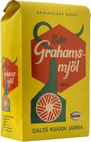 Bild på Saltå Kvarn Grahamsmjöl 1.25 kg