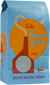 Bild på Saltå Kvarn Havregryn 650 g