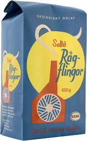 Bild på Saltå Kvarn Rågflingor 650 g