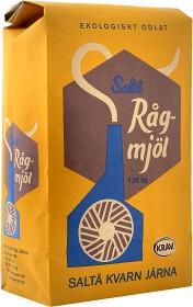 Bild på Saltå Kvarn Rågmjöl 1.25 kg