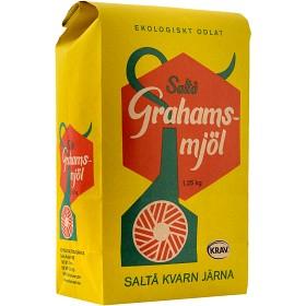 Bild på Saltå Kvarn Grahamsmjöl 1,25 kg