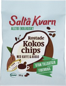 Bild på Saltå Kvarn Kokoschips Kaffe & Kakao 30 g