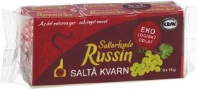 Bild på Saltå Kvarn Russin Minipack 6x14 g